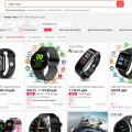 Покупка смарт-часов на AliExpress