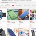 Покупка чехлов для смартфона на Aliexpress