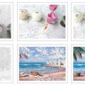 Покупка картин по номерам на AliExpress
